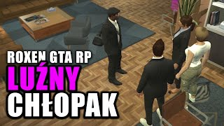 ROXEN GTA RP | LUŹNY CHŁOPAK | Funny Moments