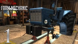 Farm Mechanic Simulator 2015 Episode 1 Welcome to