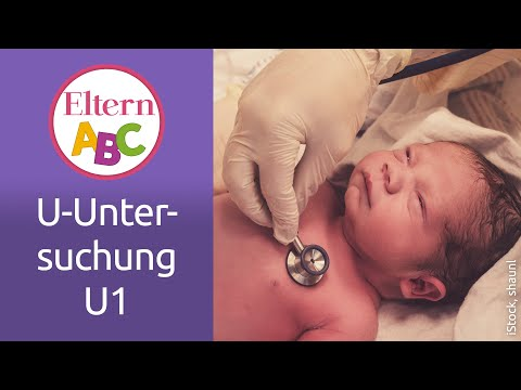 U-Untersuchungen: Was passiert bei der U1? | Baby | Eltern ABC | ELTERN