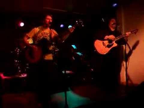 Marillion (Pete&Steve) 80 Days (clip) NYC Listening Party