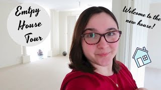 Empty House Tour  || Welcome to the new house