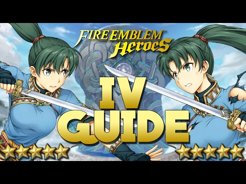Fire Emblem Heroes - Ultimate Guide To IVs (Individual Values)!