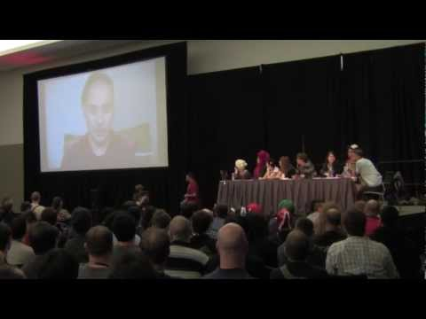 Strip Search Panel - PAX East 2013