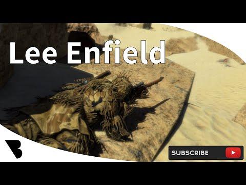 Sniper Elite 3 - Lee Enfield - Multiplayer Gameplay