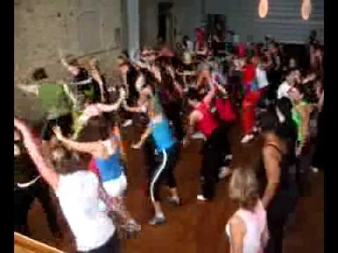 Zumba Fitness Party Booty Battle thumbnail