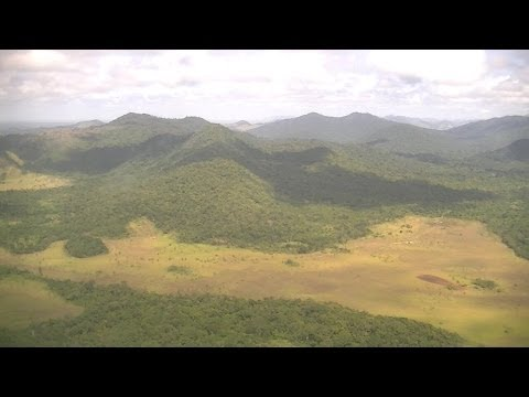 Annai & Georgetown Guyana South America Charter Flights - Satellite...