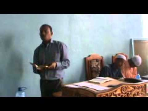 debate - Ethiopian Muslim & Cristan interfiath debate in Harar Part2