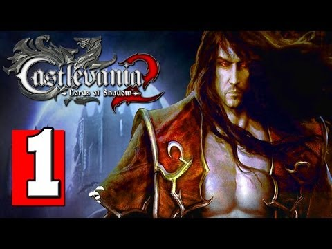 Castlevania: Lords of Shadow 2 Gameplay Walkthrough - Part 1 [HD] XBOX 360 PS3
