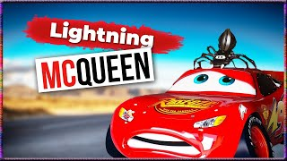 CARS DEUTSCH - Disney Kinderfilm - Cars Toons Toon - Lightning McQueen & Hook & Frank & Trecker - 4K