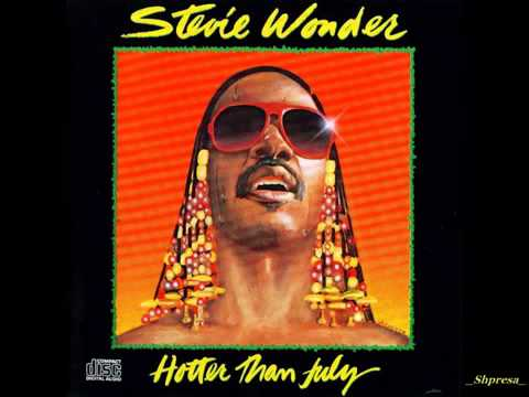 Stevie Wonder - Did I Hear You Say You Love Me