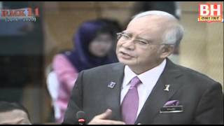 Pembentangan Rancangan Malaysia Ke 11- Bahagian 1