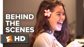 Moana Behind the Scenes - Casting Moana: Introducing Auli