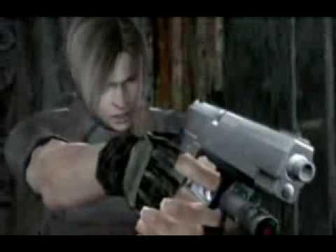 AMV - Resident Evil 4 & Degeneration - Bring Me To Life