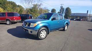 2005 Nissan Frontier Ellenville, Newburgh, Kingston, New Paltz, Middletown, Goshen, NY 2533