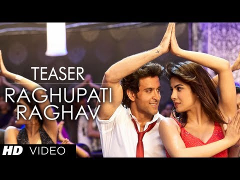 Raghupati Raghav Song Teaser | Krrish 3 | Hrithik Roshan video