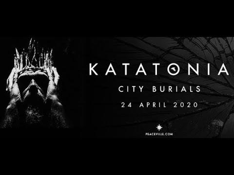 "Download  Katatonia release new song ""Lacquer"" off new album ""City Burials"" ..! Gratis, download lagu terbaru"