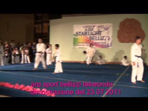 Arp Sport Bellizzi Taekwondo