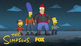 Homer Brings A Truck Through Thin Ice | Season 30 Ep. 21 | THE SIMPSONS