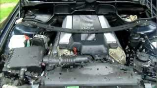 BMW E38 M62 and M62TU possible solutions for non start or bad idle