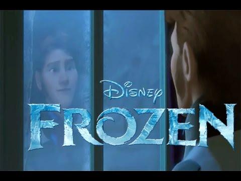 Cartoon Conspiracy Theory | The Hans Mirror Theory | Frozen video