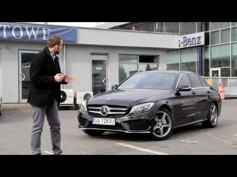 2014 Mercedes-Benz C-Class Nowa C-Klasa W205 - polska prezentacja [PL]