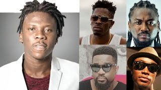 Download STONEBWOY Dedicate B.E.T Nomination To SHATTA MOVEMENT,ELIENS,SARK NATION,HIGHGRADE FAMILY 3Gp Mp4