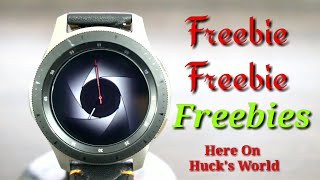 Galaxy Watch/Gear S3 Top 5 Free Analog/Digital Watch Face Download Now!
