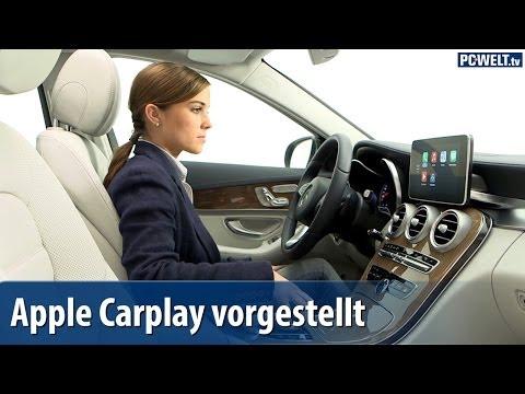 Apple Carplay vorgestellt | deutsch / german