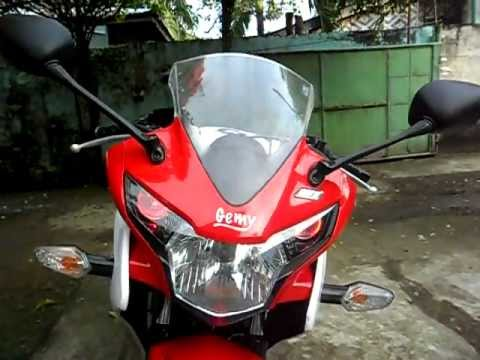 Cbr 150 Modified Cbr 150 Pgm fi
