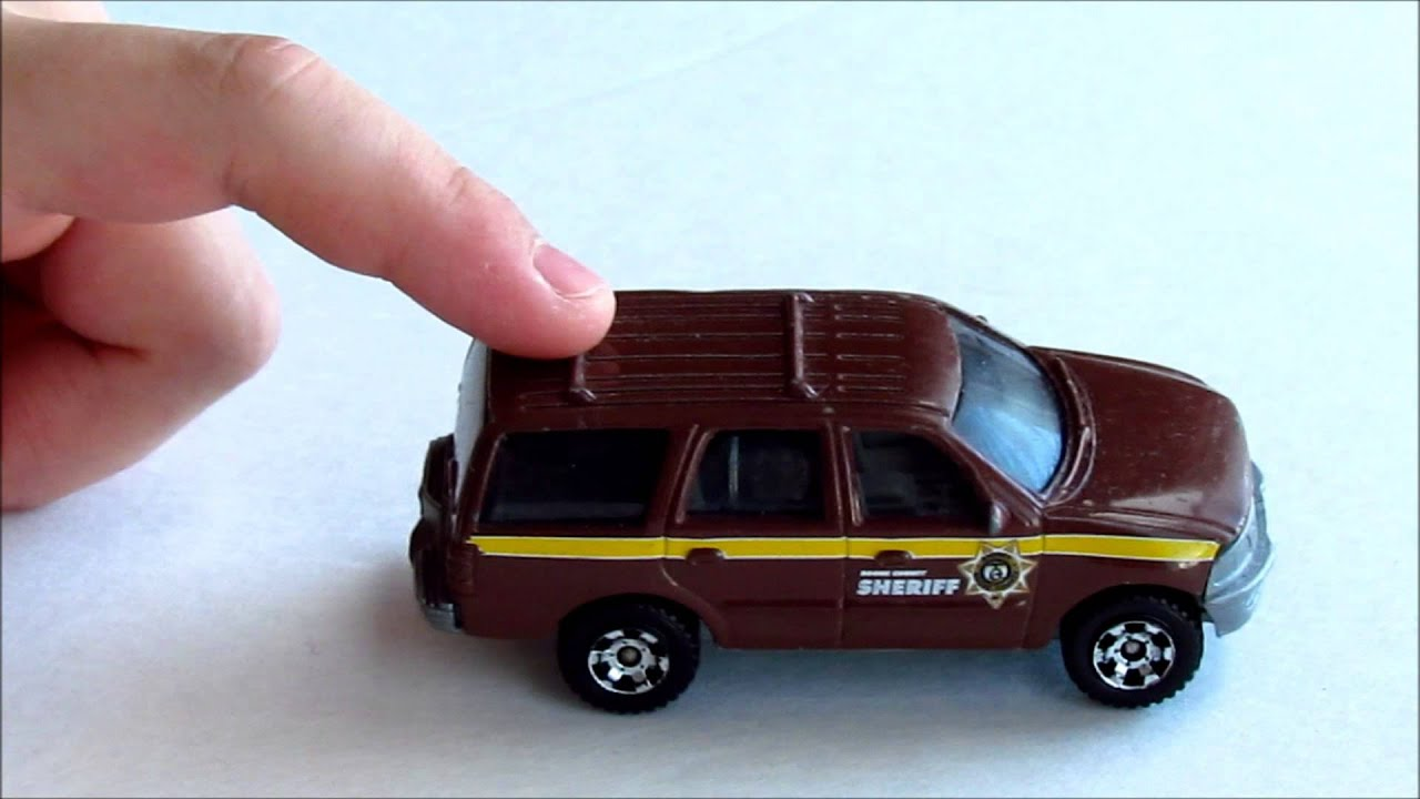 Image gallery matchbox police cars