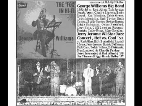 Henry Red Allen 1954 Block Buster w. George Williams Big Band (audio)