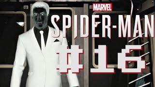 MISTER NEGATIVE BOSS FIGHT...again! SPIDER-MAN 2099 SUIT! Spider-Man PS4 - Part 16