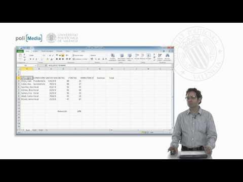 Curso Excel 2010 Nivel1 52. Formatos. Formatos para las celdas. © UPV