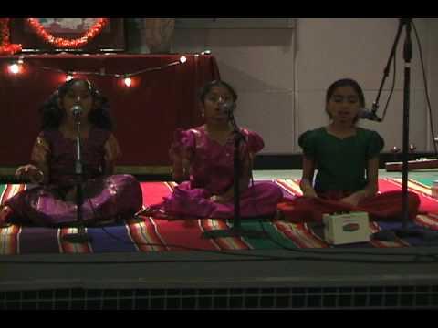 Carnatic Composers Day - Ankitha - Malayamarutha video