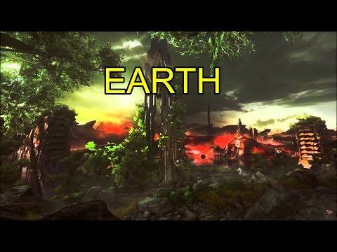 ARK: Aberration SECRET EARTH cutscene (ENDING)