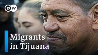Migrants in Tijuana relocated to new shelter facility | DW News