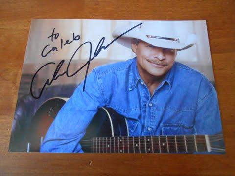 TTM Autograph Mail Day #708 Country Music Legend TTM Success