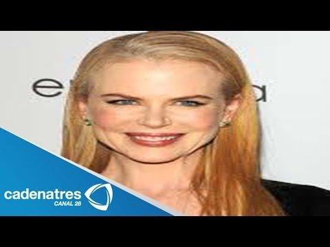 Lo que no sabias de Nicole Kidman / Ya ni llorar es bueno