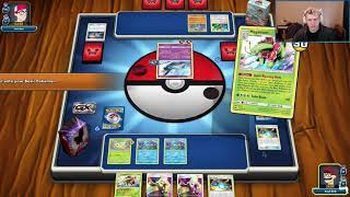 Weird, Wacky, Inflatable Stage 2 deck - Meganium/Swampert/Greninja-GX