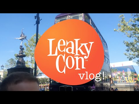 We're wizards, we'll party forever | LeakyCon 2014