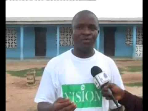 Buduburam Camp   Metro TV News, Accra Ghana