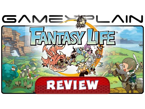 Fantasy Life - Video Review (3DS)