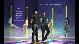 She Knows - Neyo ft Juicy J [Secondlife]