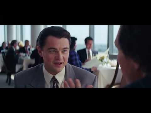 The Wolf Of Wall Street - French Canadian Trailer feat Leonardo DiCaprio