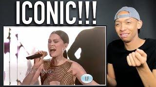 Download Lagu Singer Reaction to Jessie J's Best Live Vocals Gratis STAFABAND