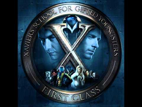 X-Men First Class Soundtrack - Frankenstein's Monster + Magneto