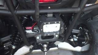 Yamaha Grizzly 700 EPS 2014