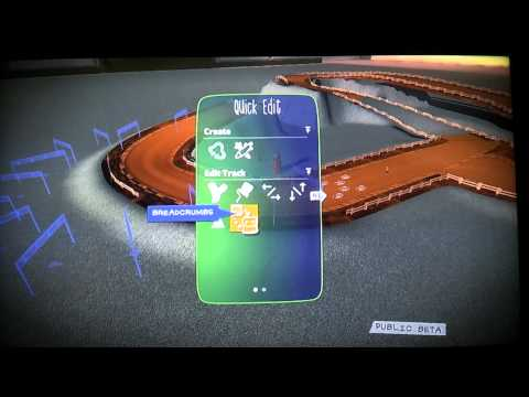 LBP Karting Beta - Create Walkthrough Part 1 -Track and Arena, also Geo-painting