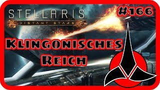 Let's Play: Stellaris - Distant Stars | Klingonen | #166 Vorsprung durch Technik (deutsch)