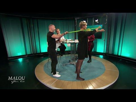 Träna och ät rätt för att må bättre med diabetes typ 2 - Malou Efter tio (TV4)